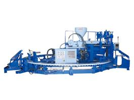 Two Color Rotary PVC Boot Making Machine
